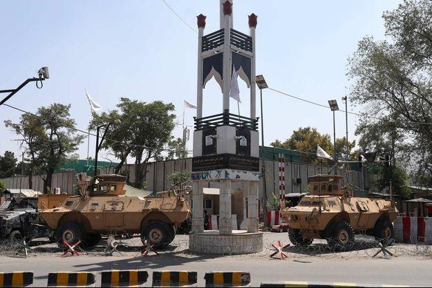 A Kaboul, le 4 septembre 2021.