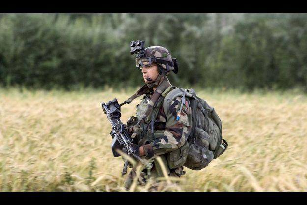 L'armée française est engagée dans le conflit depuis 2001.