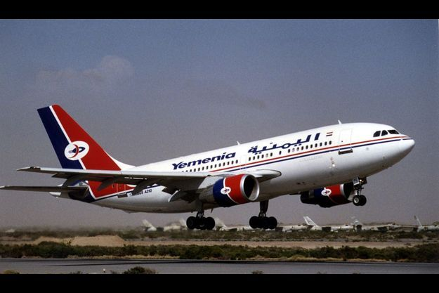 Airbus A310 de la compagnie nationale yéménite.