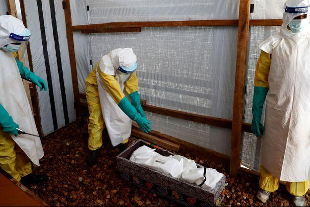 Un bébé est soupçonné d'avoir succombé à Ebola en RDC.