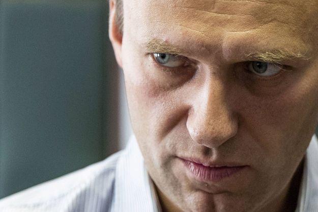 Alexeï Navalny, 44 ans, purge une peine de prison de deux ans et demi. Ici, en 2018, alors qu'il dénonçait la corruption et la dérive autoritaire du pouvoir russe.