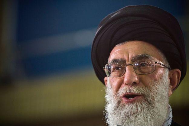Ali Khamenei en 2010.