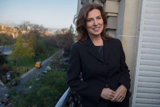 Aliza Bin-Noun à l'ambassade d'Israël.