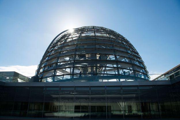 Photo d'illustration du Bundestag