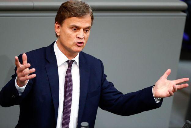 Bernd Baumann a provoqué le scandale en se comparant aux opposants au nazisme.