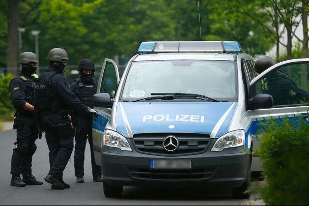 """Un Tunisien suspecté d'avoir voulu fabriquer des """"armes biologiques"""" a été arrêté en Allemagne (image d'illustration)."""