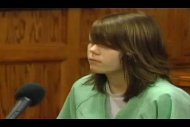 Alyssa Bustamante a été condamnée à la prison à vie pour le meurtre d'une fillette de 9 ans.