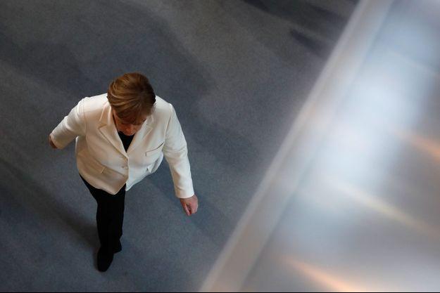 La Chancelière Angela Merkel (photo d'illustration)