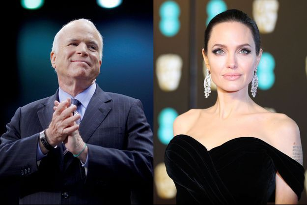 John McCain et Angelina Jolie soutiennent les Rohingyas