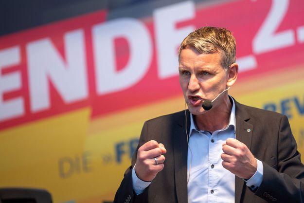 Björn Höcke le 15 octobre 2019.