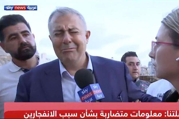 Marwan Abboud, le gouverneur de Beyrouth