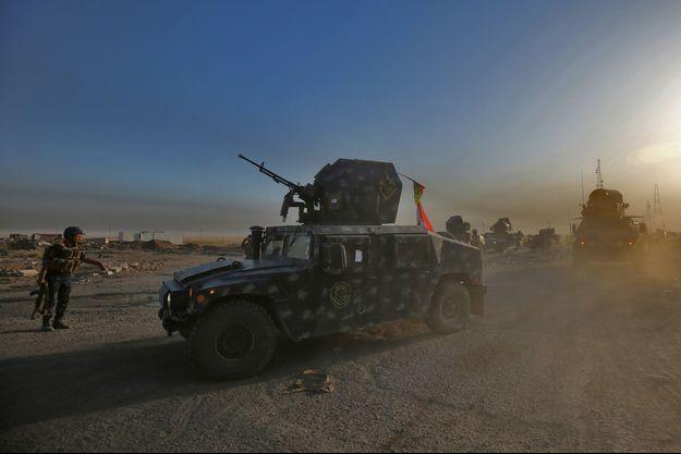 L'armée irakienne et ses alliés ont commencé le siège de Mossoul.