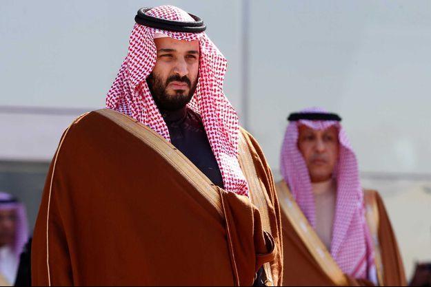 Le prince Mohammed Ben Salmane.