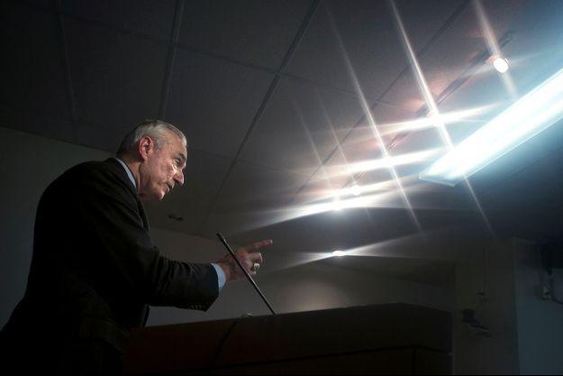 William Bratton, le commissaire de la police new-yorkaise, a sévèrement critiqué l'action de ses ex-employés.
