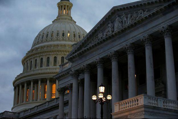 Le Capitole, aux Etats-Unis.