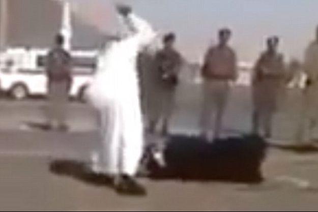 L'exécution de Leila Bassem a eu lieu le 12 janvier dernier à La Mecque.