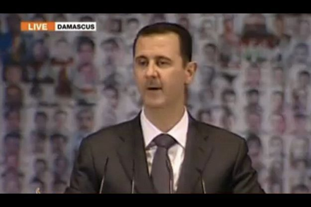 Bachar al-Assad ce dimanche.