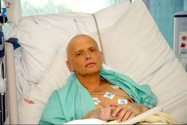 Alexandre Litvinenko est décédé en novembre 2006 à Londres.