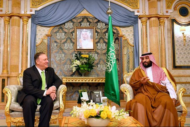 Mike Pompeo, MBS