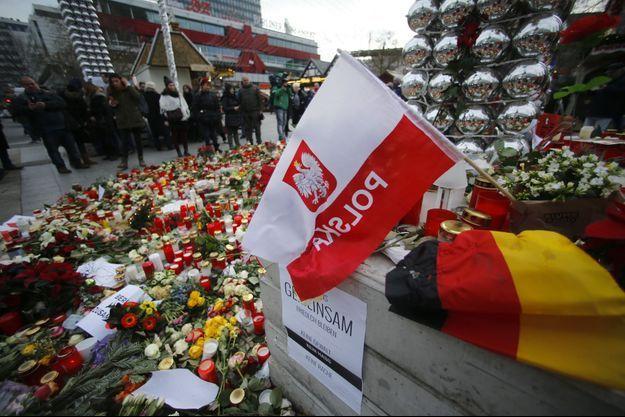 L'attaque a eu lieu à Berlin lundi soir.