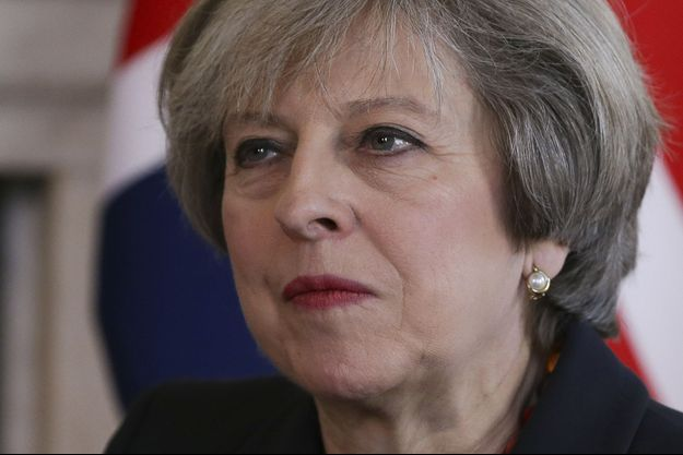 Theresa May, le 17 février dernier.