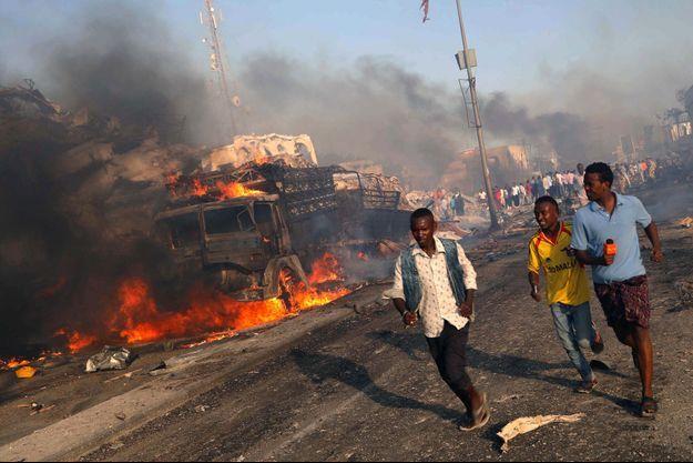 L'attentat en Somalie a fait 276 morts.