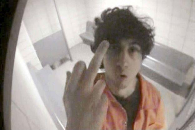 Djokhar Tsarnaev en 2013
