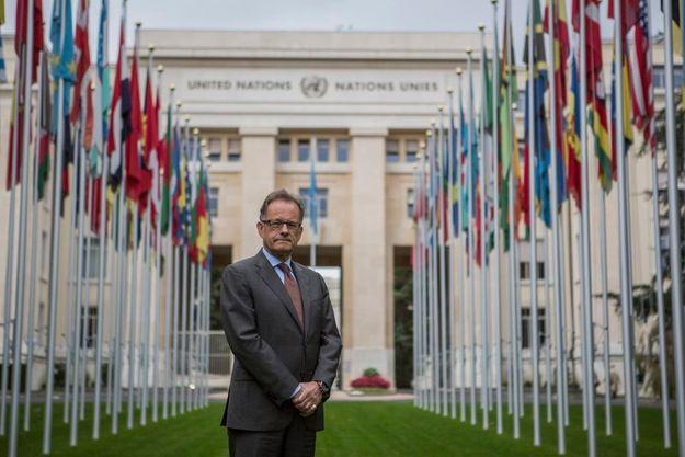 Michael Moller, directeur général par intérim de l'Onu à Genève