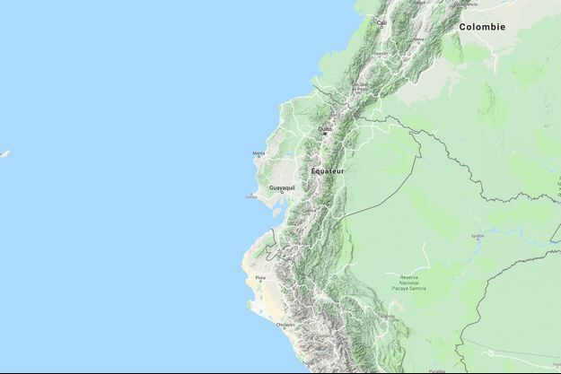 L'établissement, spécialisé dans le traitement des addictions aux drogues ou à l'alcool, est situé dans une banlieue de Guayaquil, capitale économique de l'Equateur, dans le sud-ouest du pays.