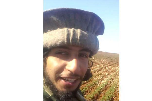 Abdelhamid Abaaoud, alias Abou Omar Soussi.