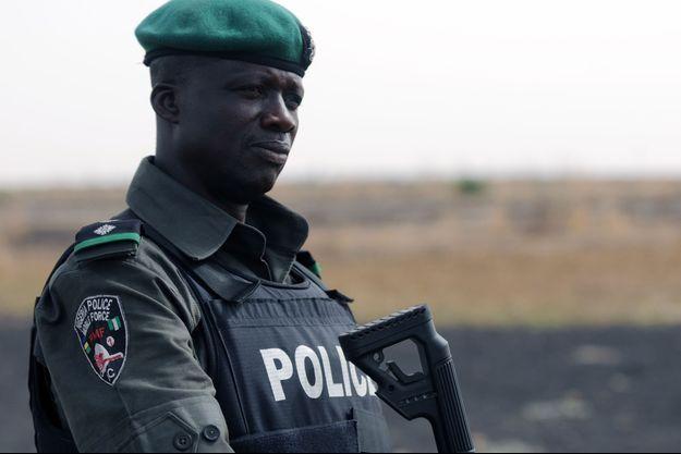 Policier nigerian
