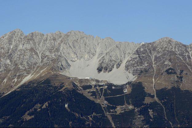 Illustration des Alpes autrichiennes.