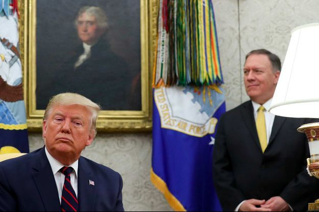 Donald Trump, Mike Pompeo