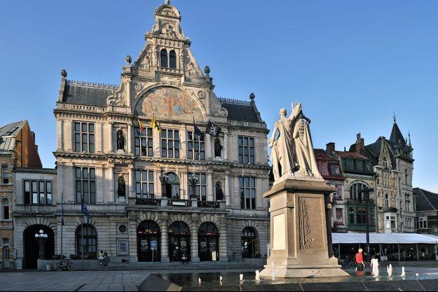 Théâtre de Gand en Belgique