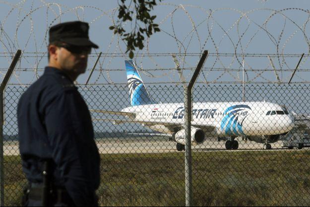 Un vol de la compagnie EgyptAir a été détourné