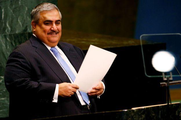 Khaled ben Ahmad Al-Khalifa