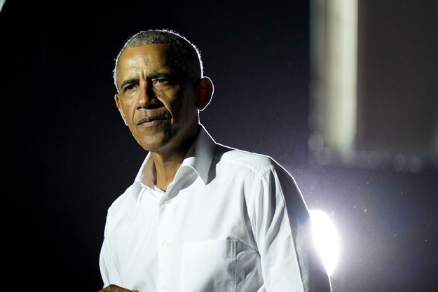 Barack Obama, le 2 novembre, à Miami.