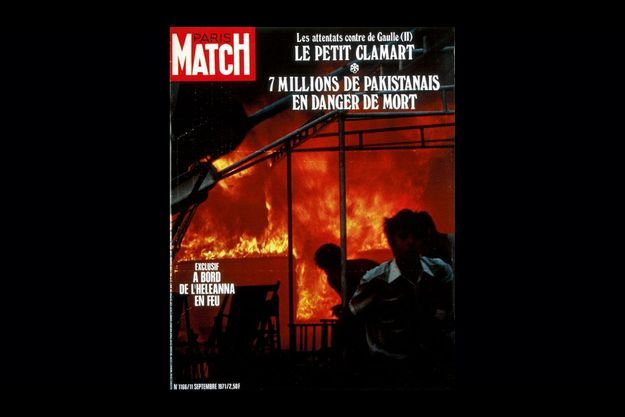 Paris Match septembre 1971/DR