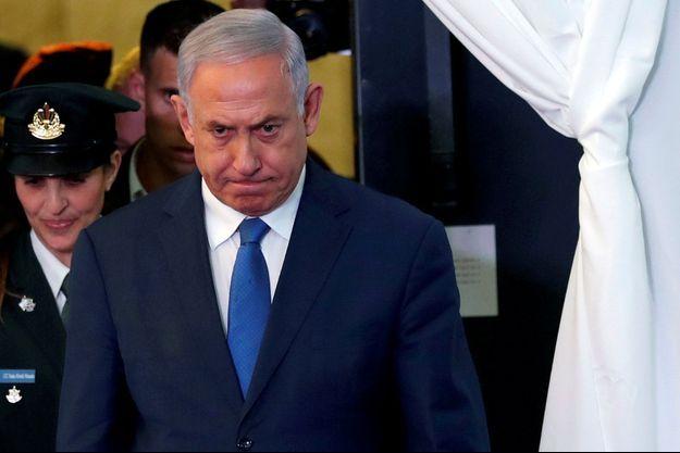 Le Premier ministre israélien Benyamin Netanyahou, ici en septembre à Jerusalem.