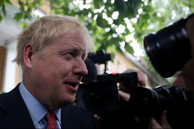 Boris Johnson le 19 juin 2019.