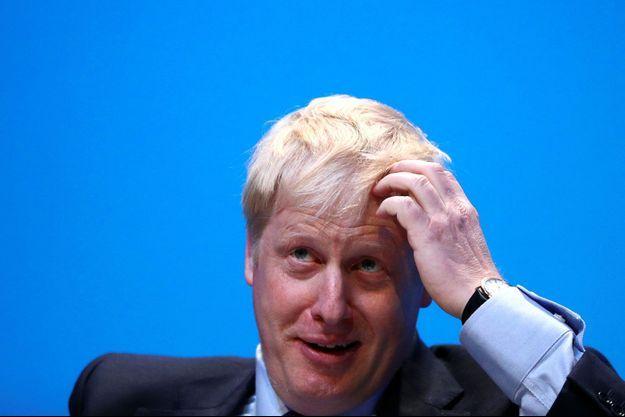 Boris Johnson le 22 juin à Birmingham.