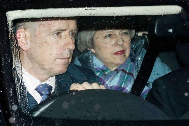 Theresa May veut renégocier l'accord du Brexit avec l'Union européenne.
