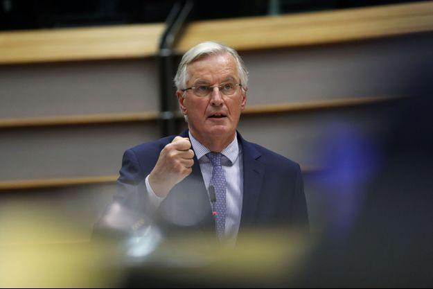Michel Barnier, le 9 octobre 2019.