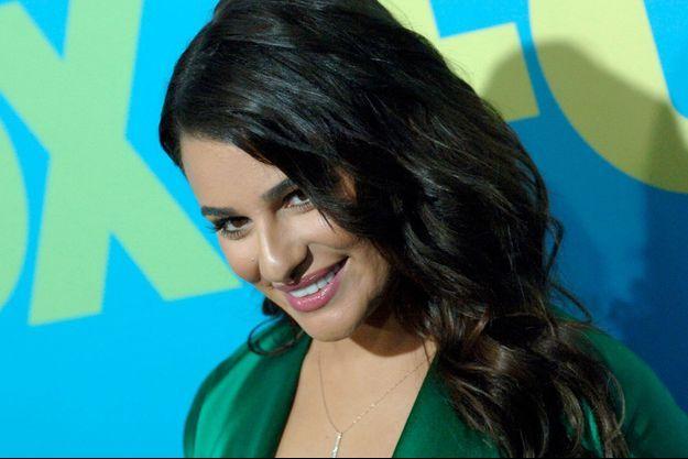 Lea Michele le 12 mai dernier.
