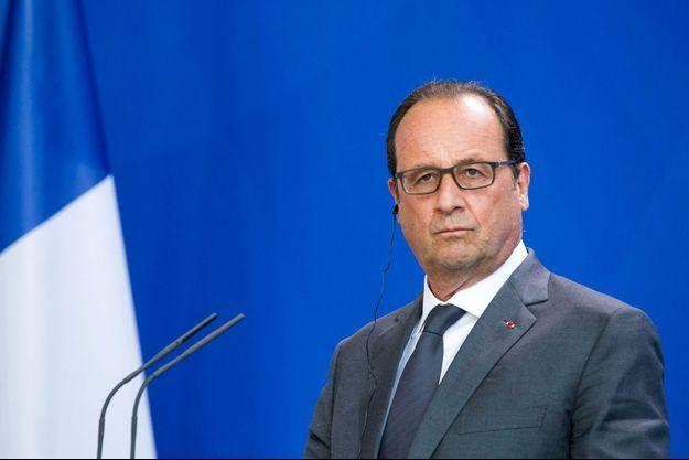 François Hollande fin août.