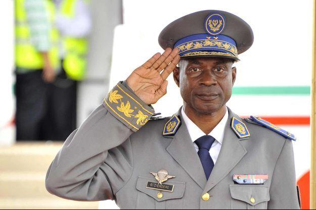 Le général Diendéré.