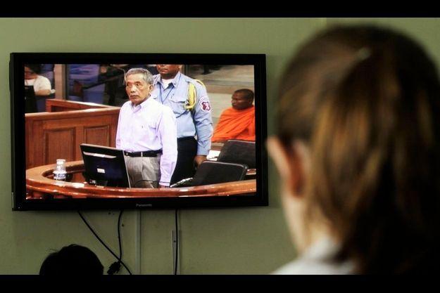 Les Cambodgiens ont suivi avec une grande attention le procès du tortionnaire.