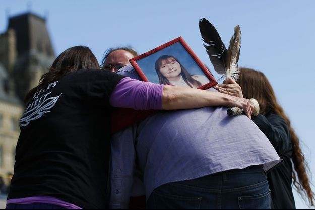 Une famille pleure la disparition d'un des siens