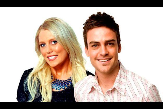 Mel Greig et Michael Christian, les auteurs du canular sur Kate.