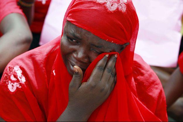 Une femme originaire du Nigeria devenue arme de Boko Haram.